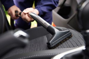 How to Clean Car Upholstery.