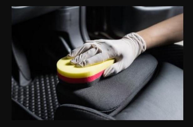 How to Clean Auto Upholstery