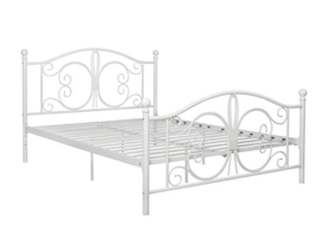 full size upholstered bed frame