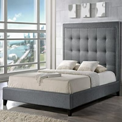 Baxton Studio Bed