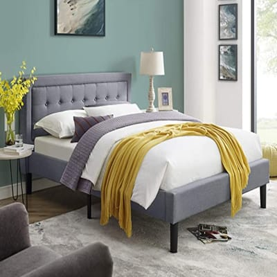 Classic Brands bed