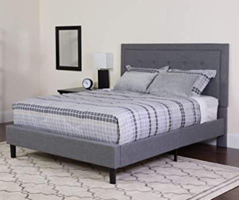 Flash Upholstered bed