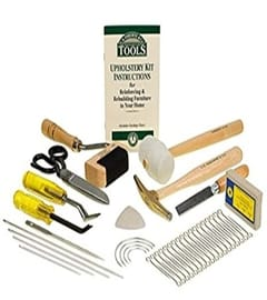 CS Osborne Professional Upholstery tools Kit 01