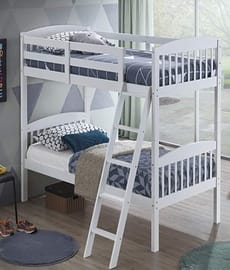 Costzon twin over bunk bed