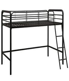 DHP junior loft bed frame ladder