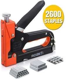 REXBETI staple gun heavy-duty