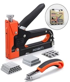 REXBETI staple gun with remover