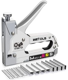 WETOLS taple gun heavy duty staple