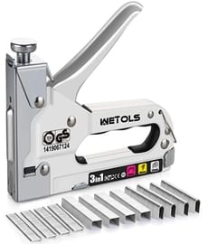 WETOLS heavy duty staple gun