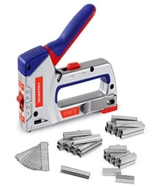WORKPRO heavy-duty staple gun kit