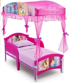 Delta Chicken Canopy Toddler Bed