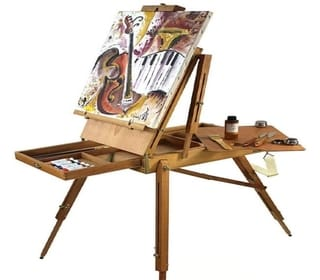 Artist Quality French Craft Table
