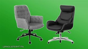 best upholstered office chair with arms and wheels reviews