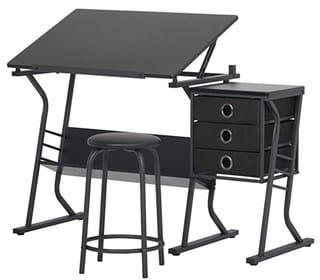 Studio Designs Eclipse Craft Table with Storage