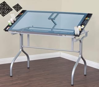 Studio Designs Folding Modern Glass