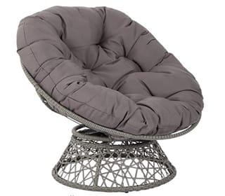 OSP Designs Papasan modern lounge Chair