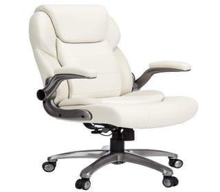 AmazonCommercial Ergonomic Leather executive chair