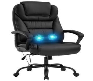 Big and Tall Seat Ergonomic Desk Chair