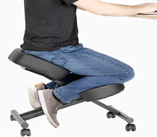 Dragonn vivo Ergonomic Kneeling Chair