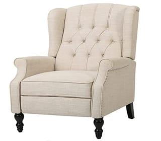 GDF Studio Elizabeth Reclining Chair